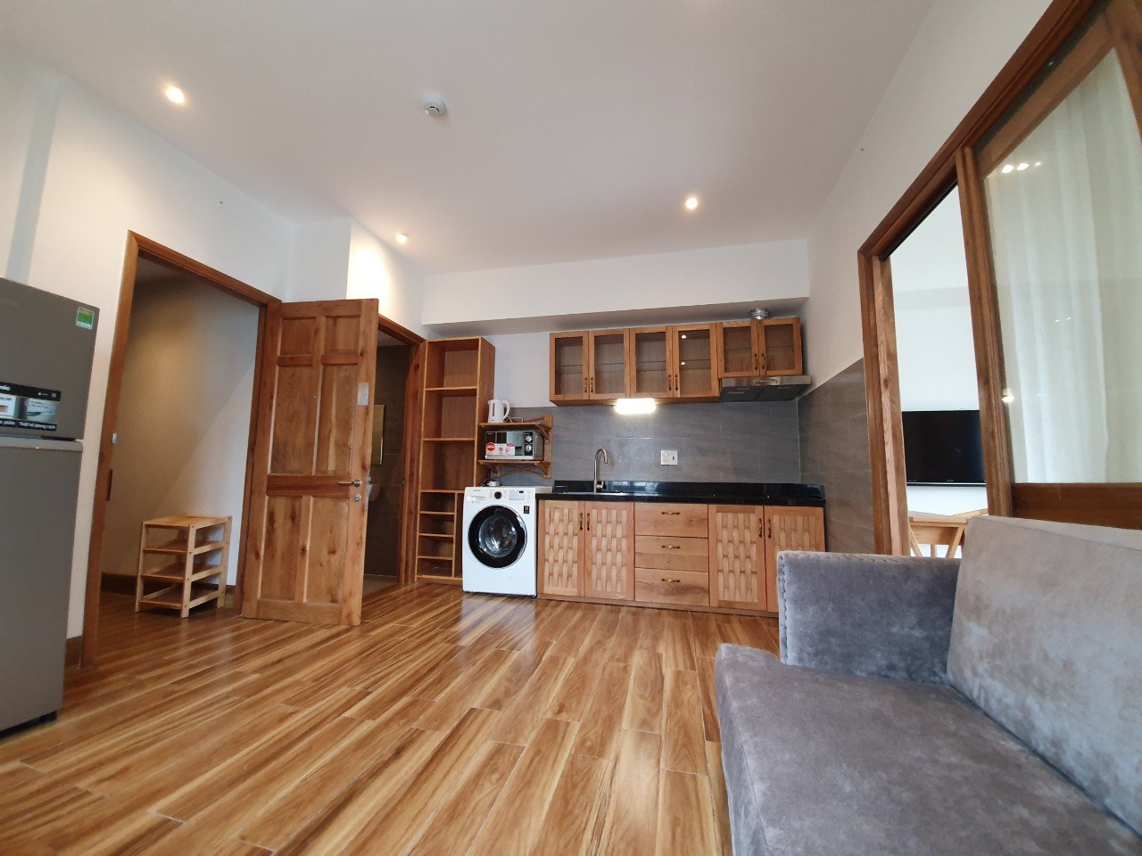 Apartment For Rent Da Nang near the beach – Beautiful Japanese style