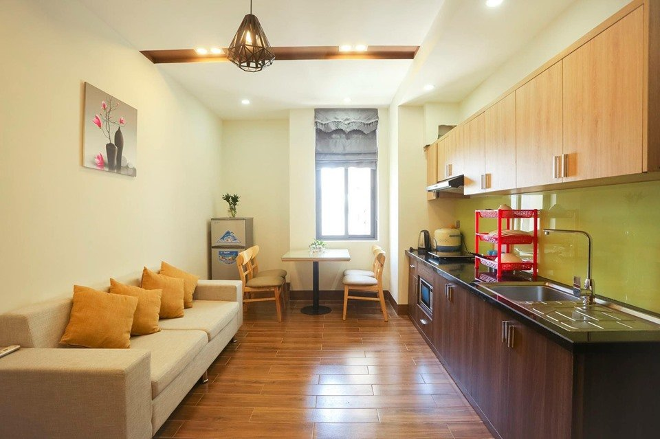 2 Bedroom Apartment For Rent My An area Da Nang