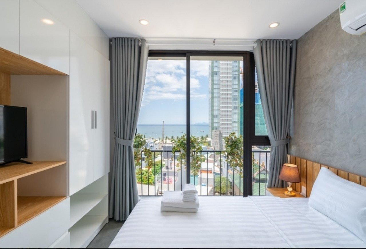 APARTMENT FOR RENT WITH SEA VIEW DA NANG