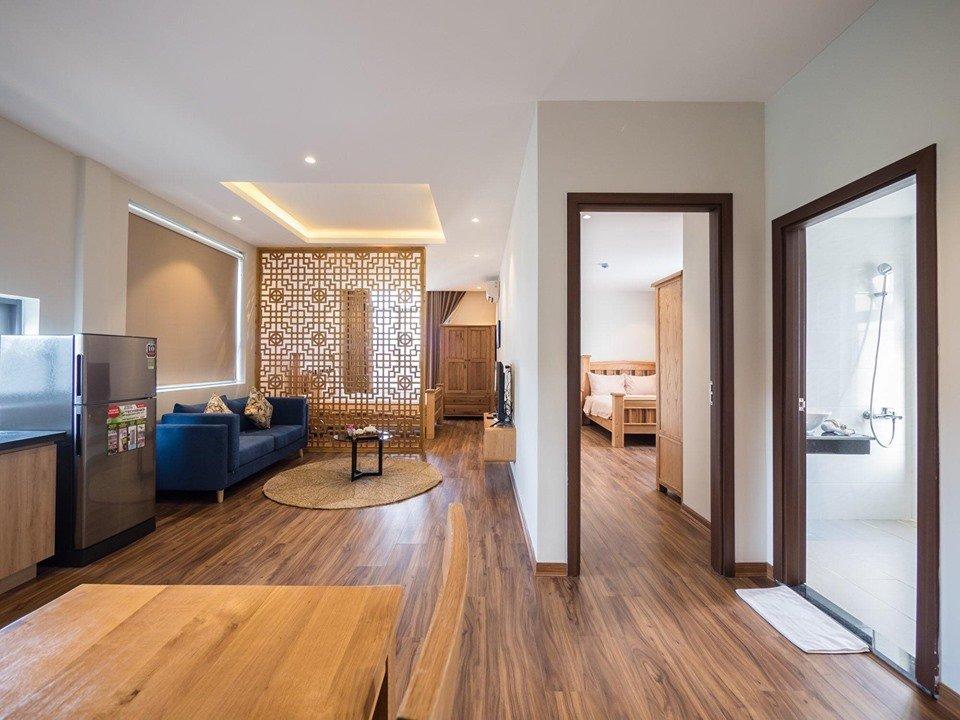 Classy 2 bedroom apartment For Rent Da Nang