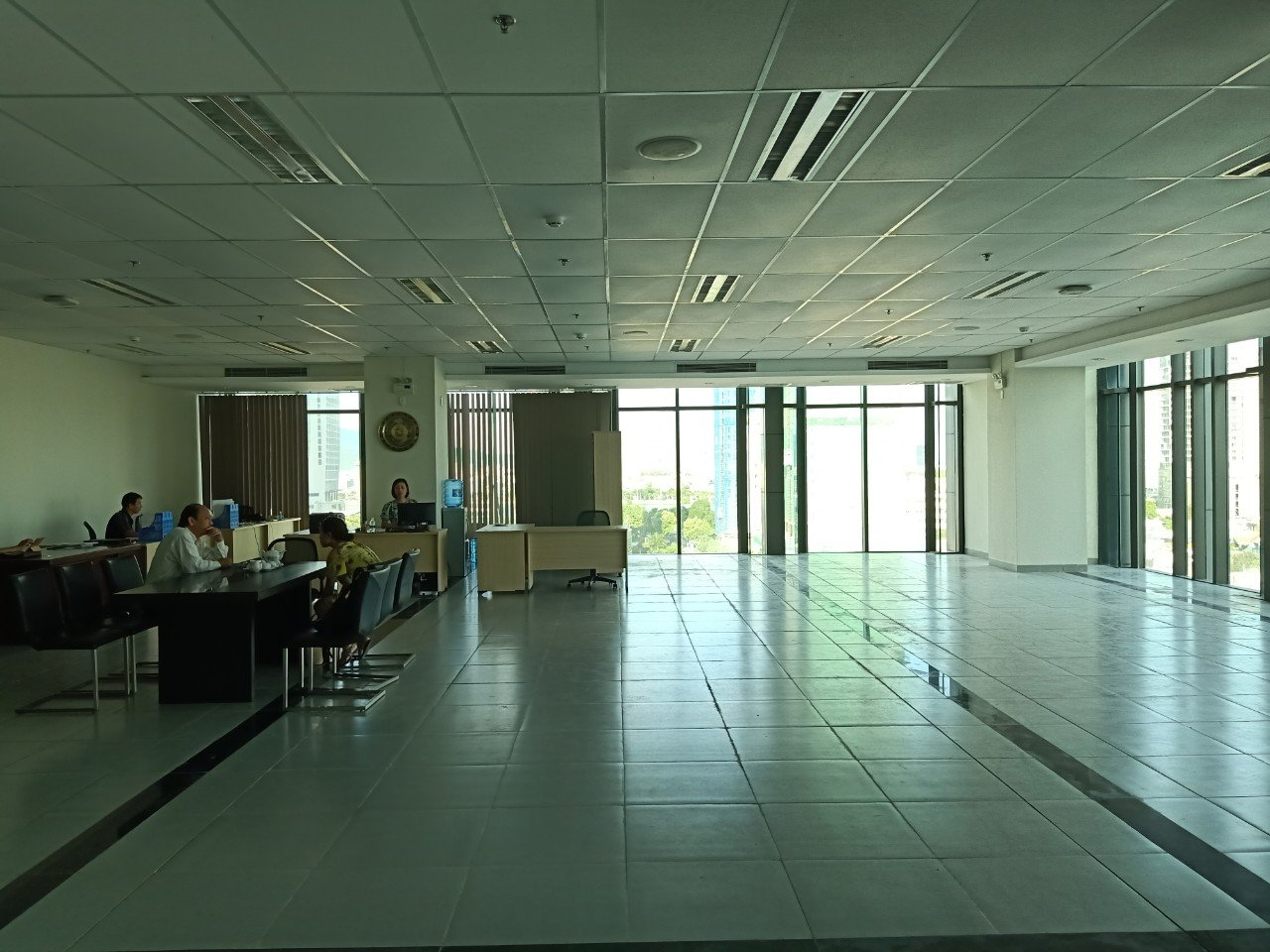 Danang office rental 30-270m2 in modern office building in City centre – Great location