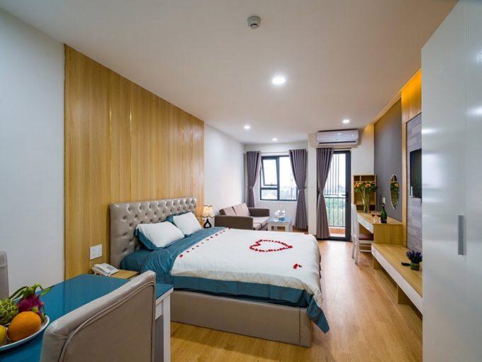 72121994 1188082804714407 261647333203116032 n Apartment for rent Da Nang - Separate kitchen