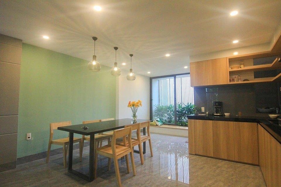 5 Bedroom house for rent Da Nang- Crowne area