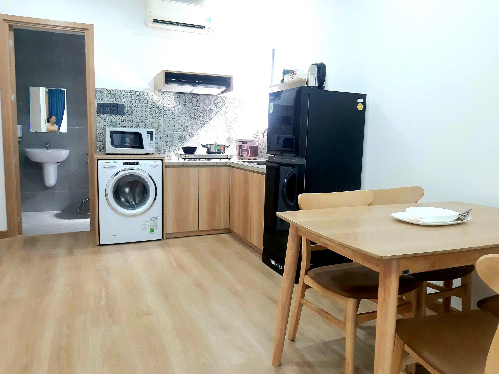 2 bedrooms apartment for rent Korean Town Da Nang
