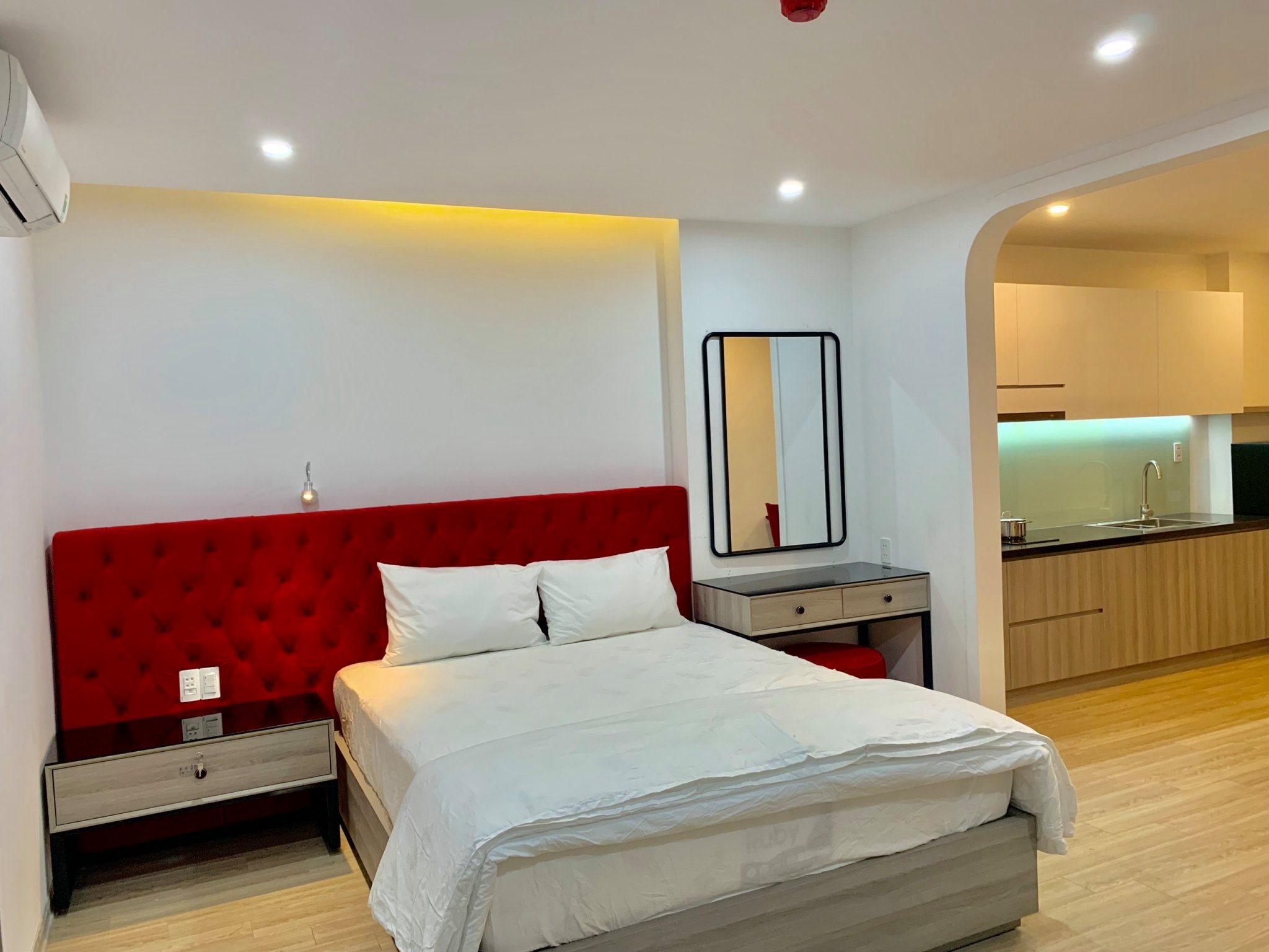 1 bedroom apartment for rent in Korean Town Da Nang
