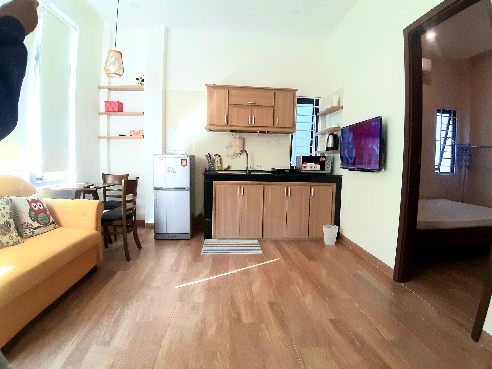 Brand new apartment For Rent in Da Nang City Center
