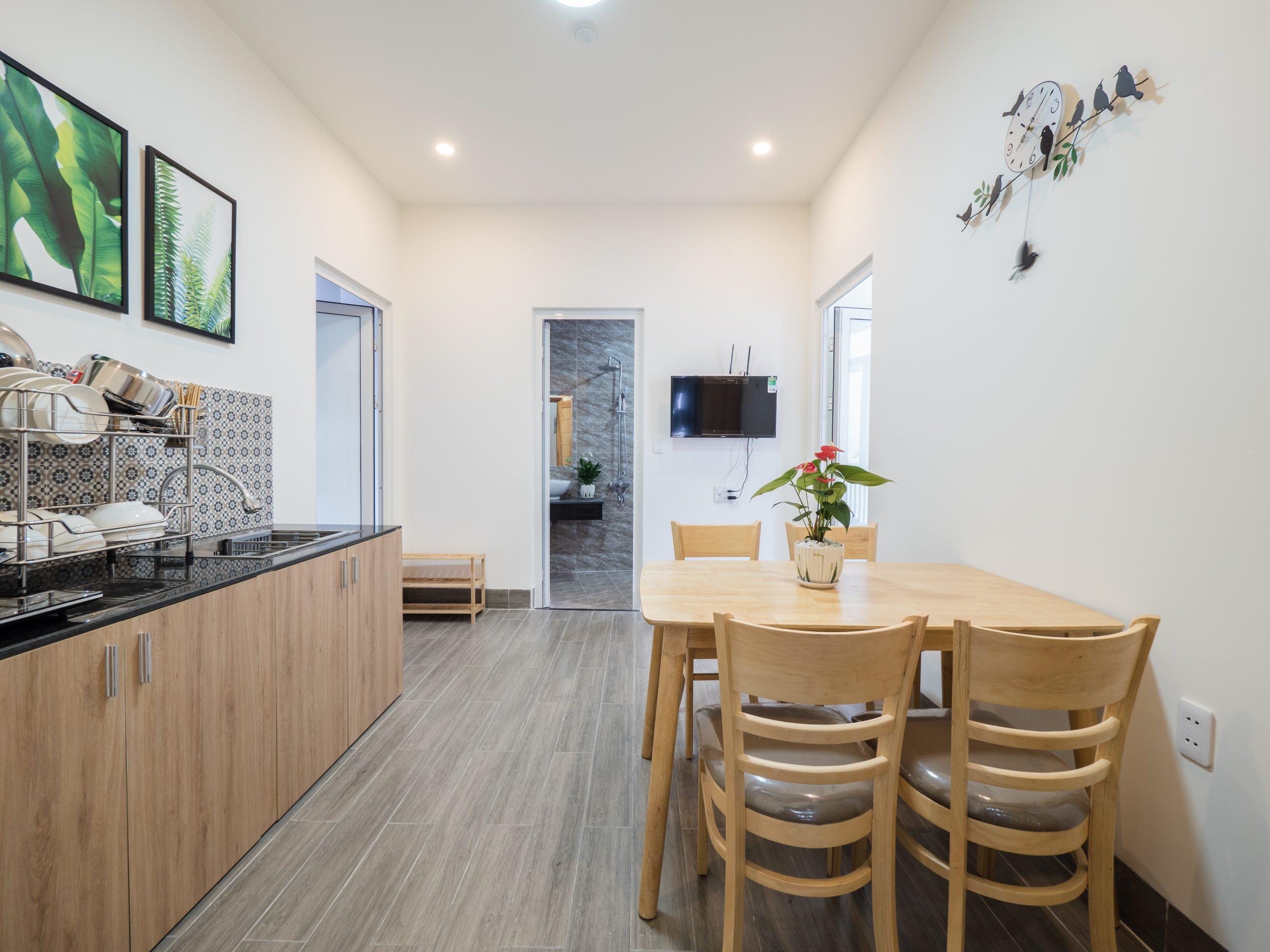 2 Bedrooms Apartment For Rent by Han River/ Novotel Da Nang