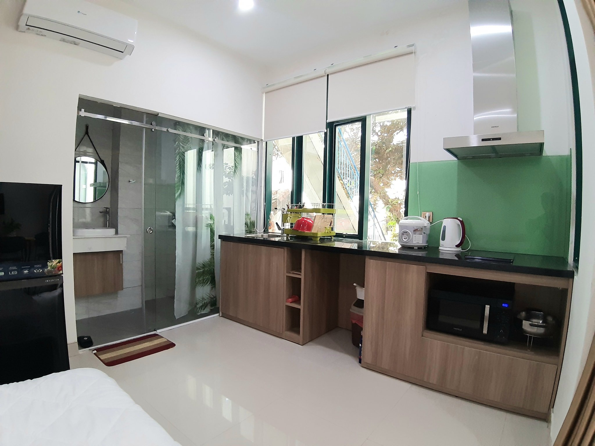 2 bedroom apartment for rent nearby Novotel Da Nang