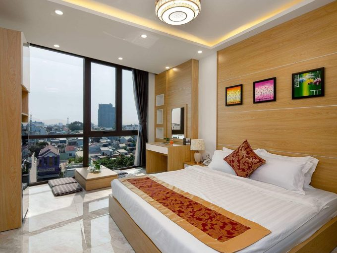 8ac9ba8f640c9d52c41d Studio For Rent close to Nguyen Van Thoai Street with City view Da Nang