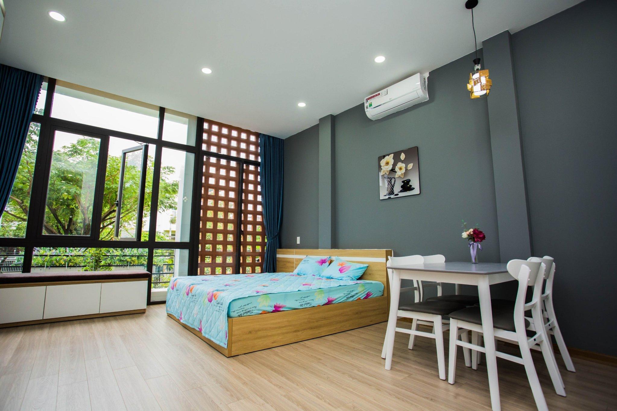 Brand new studio For Rent in An Thuong area Da Nang