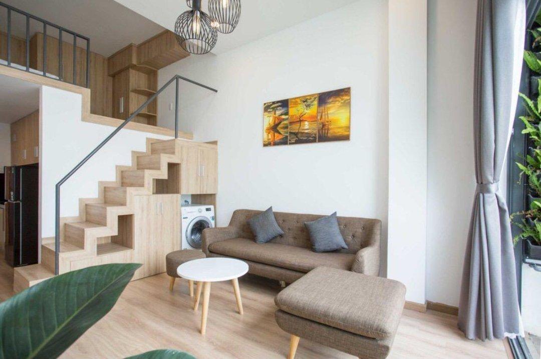 1 bedroom apartment for rent near Vincom Da Nang