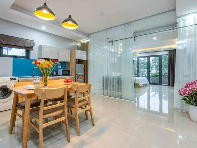 received 491036554883478 Modern Apartment For Rent in Da Nang city center (free pool)