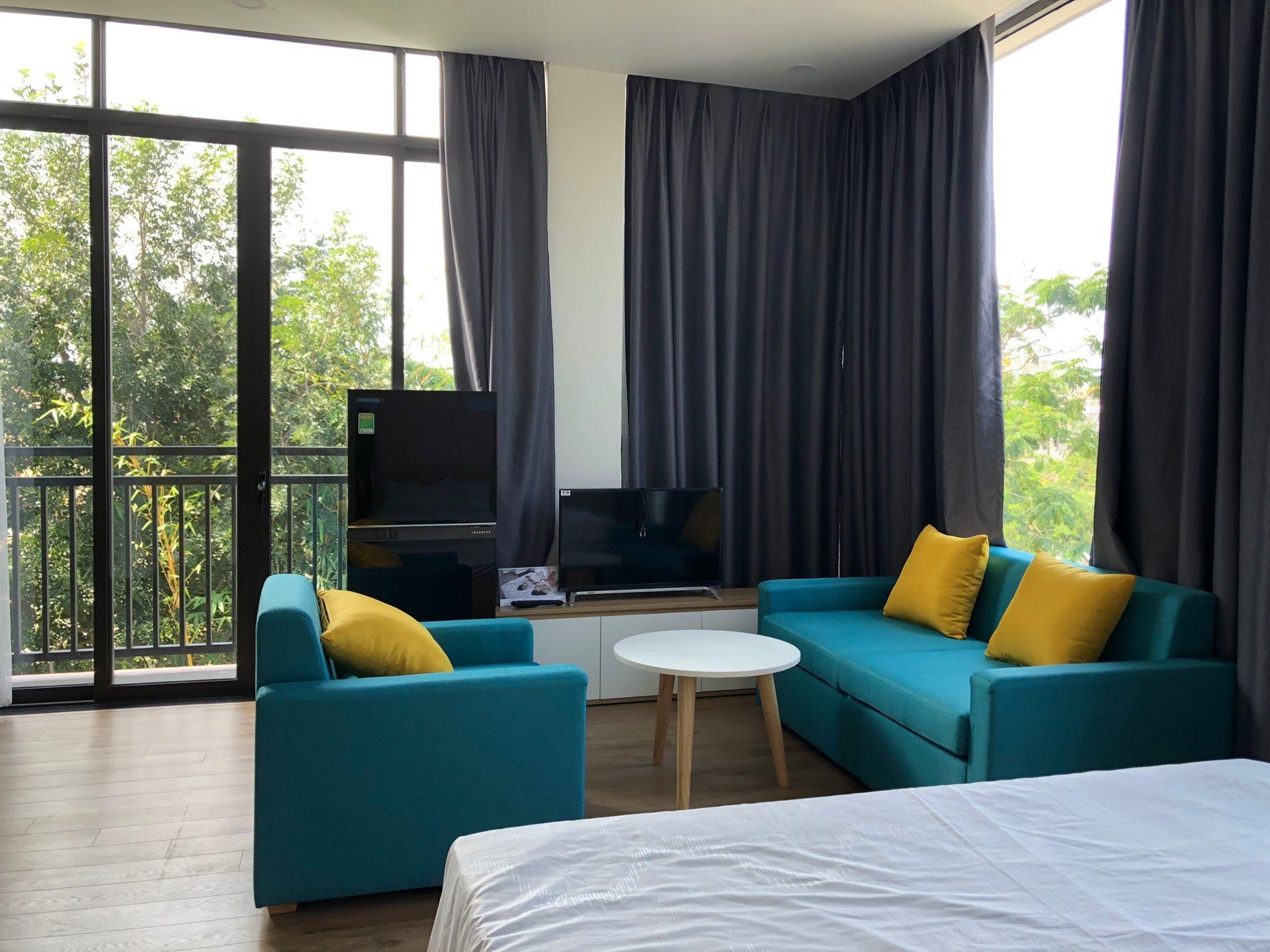 Bright Studio For Rent close to Han river Da Nang