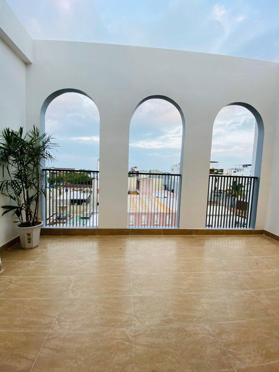 Cozy 2 bedroom apartment with big balcony
