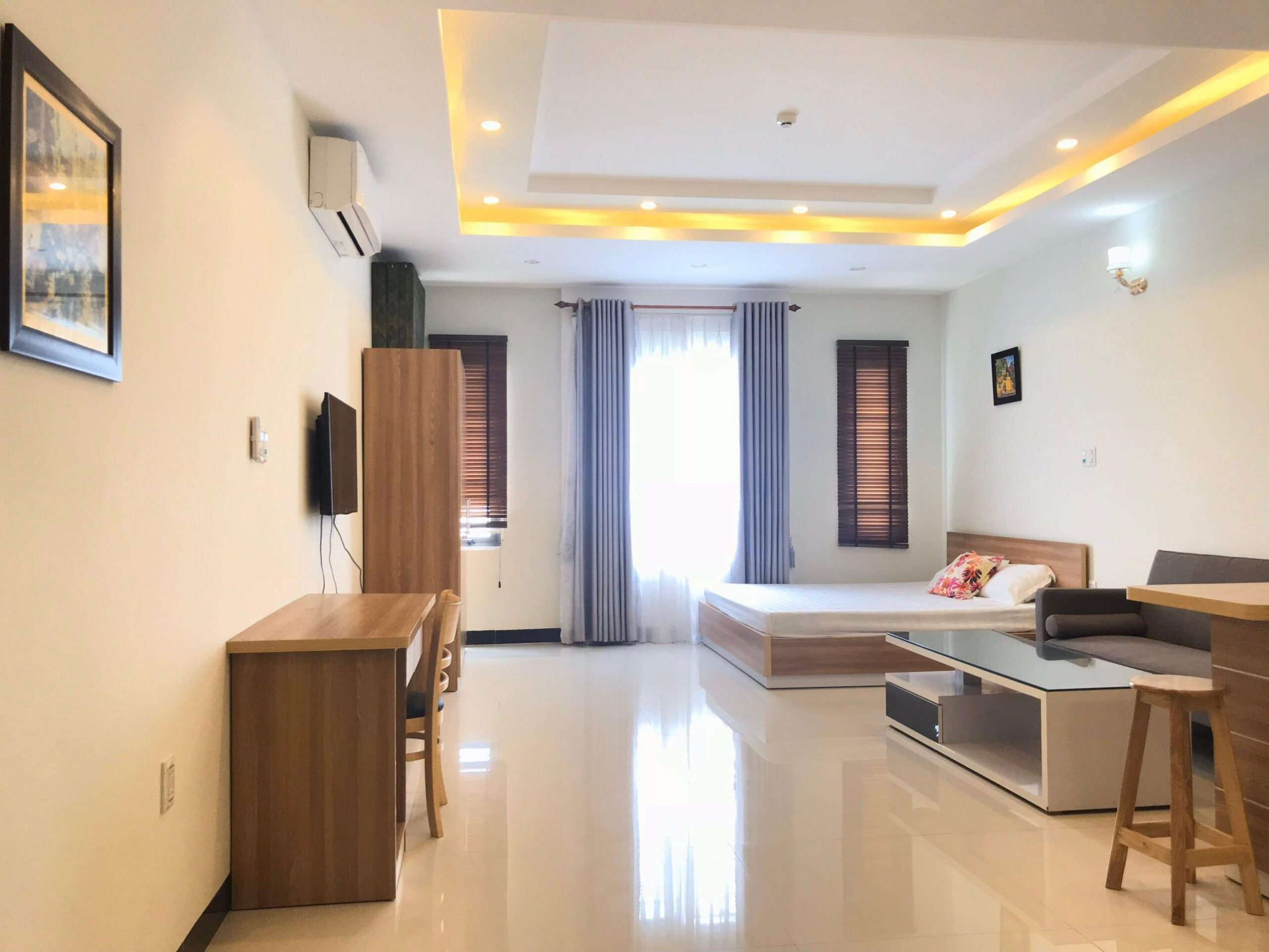 Big & nice studio for rent Da Nang