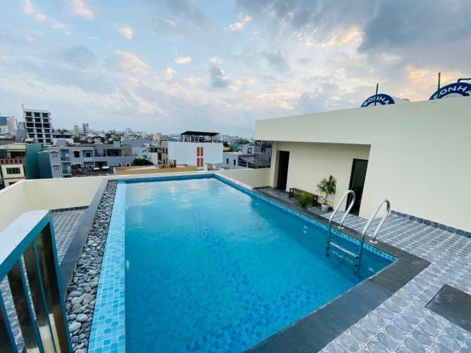 5e5d5ff37a02825cdb13 Studio for rent close to beach Da Nang