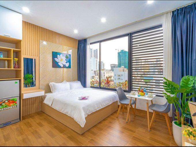 624d9d1485b17def24a0 Beautiful studio For Rent Da Nang with balcony