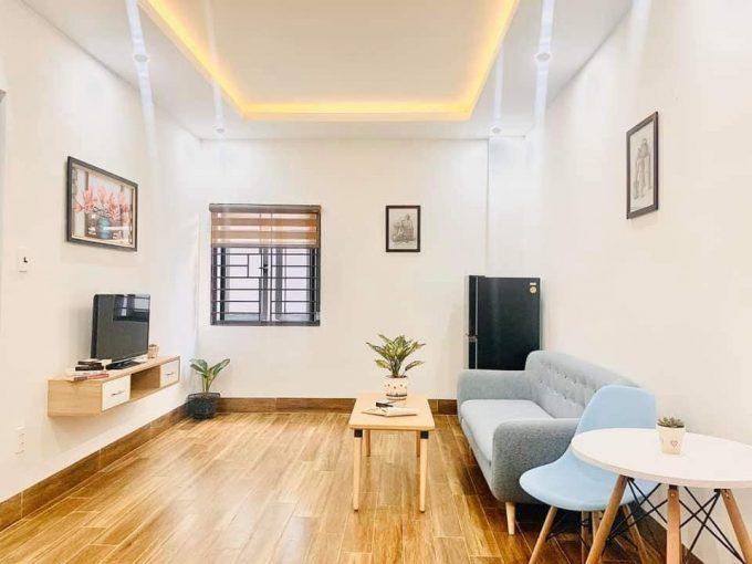 b2823f8e2a67d2398b76 1 bedroom apartment for rent with big balcony Da Nang