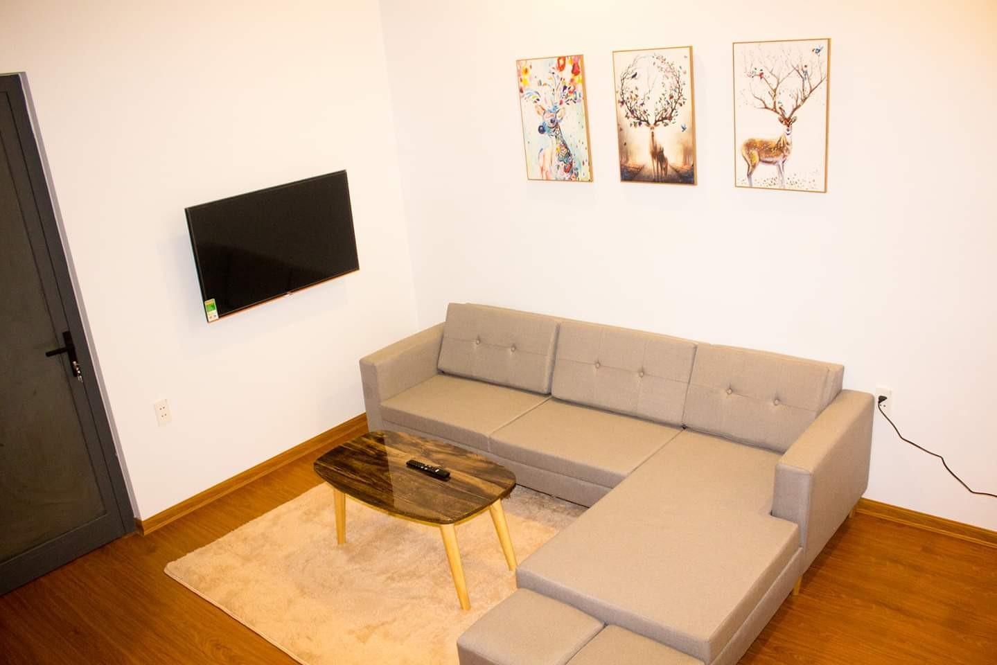 2 bedrooms apartment for rent close to Korean Town Da Nang