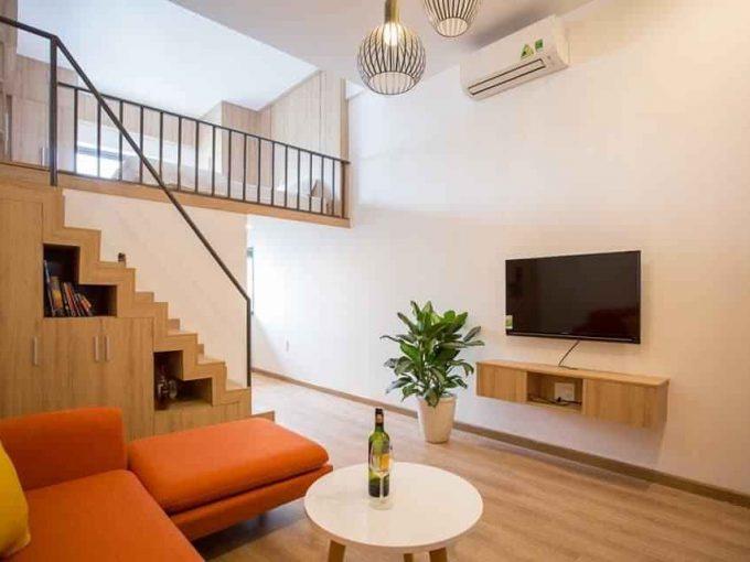 26329dfd61c09a9ec3d1 Loft apartment for rent nearby Vincom Da Nang