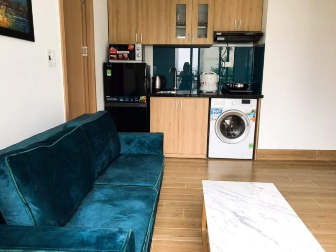 8b90fc002128da768339 1 Bedroom apartment for rent with swimming pool in An Thuong Da Nang