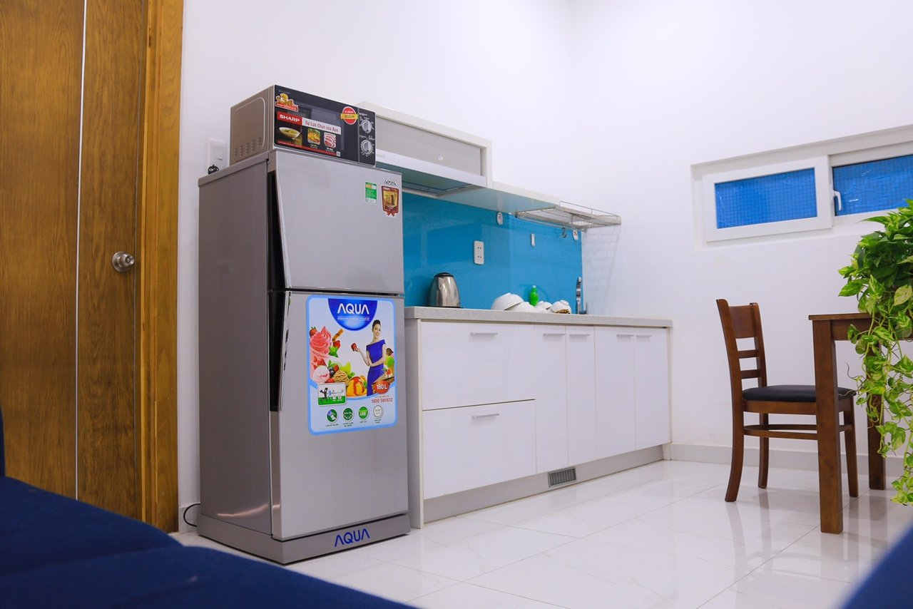 Cheap One Bedroom Apartment for Rent in An Thuong Da Nang