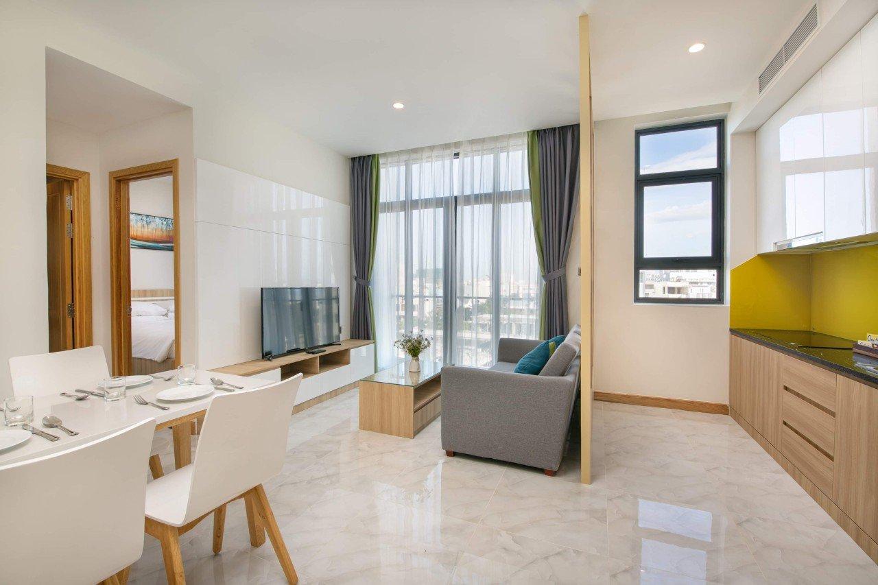 Classy and bright flat For Rent near the beach Da Nang