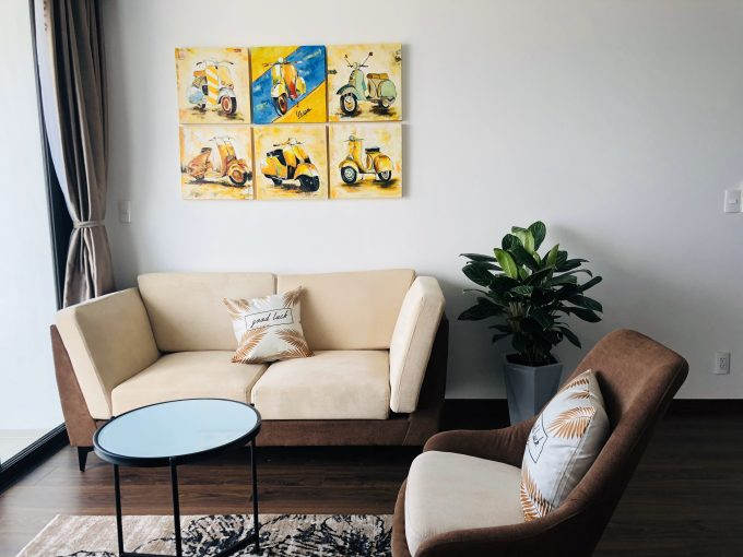 e2820bf010a0ebfeb2b1 High standard and cozy 2 bedrooms apartment for rent close to beach Da Nang