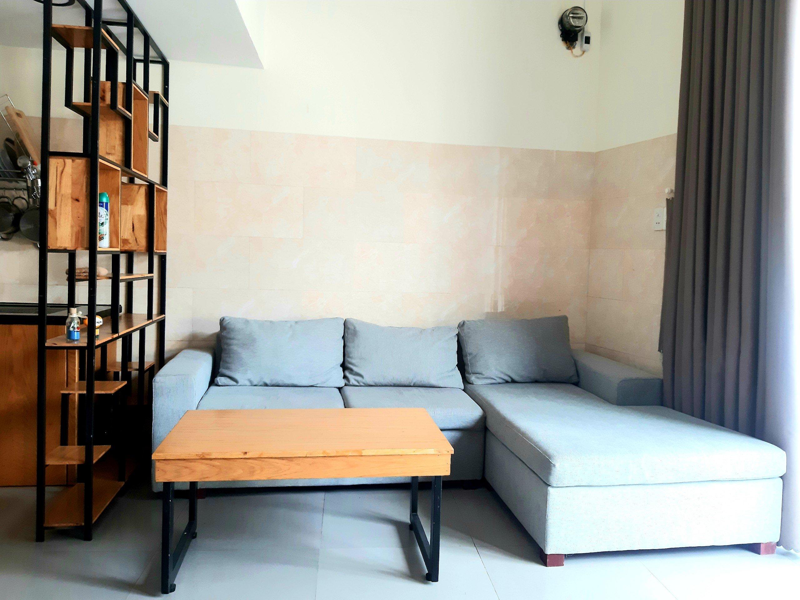 2 bedrooms apartment for rent close to Pham Van Dong beach Da Nang