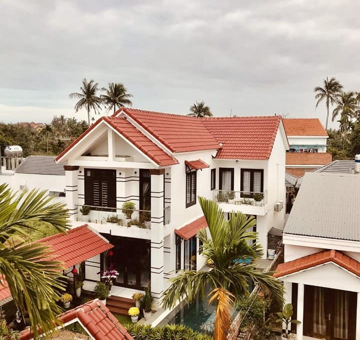 3 Bedrooms pool villa for rent in Hoi An