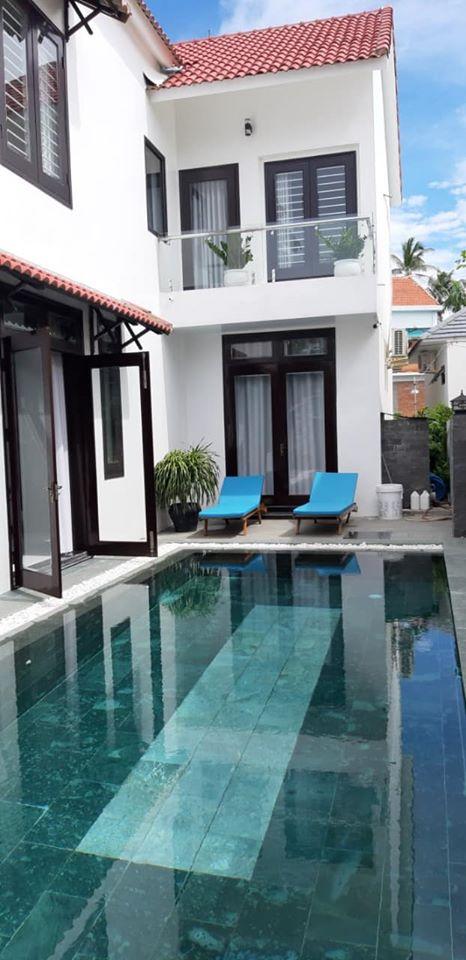 3 Bedrooms Pool Villa For Rent Hoi An