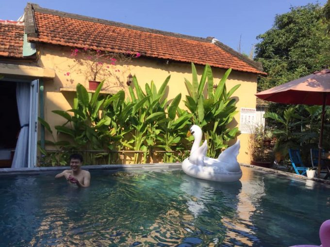 Villa with pool in Hoi An