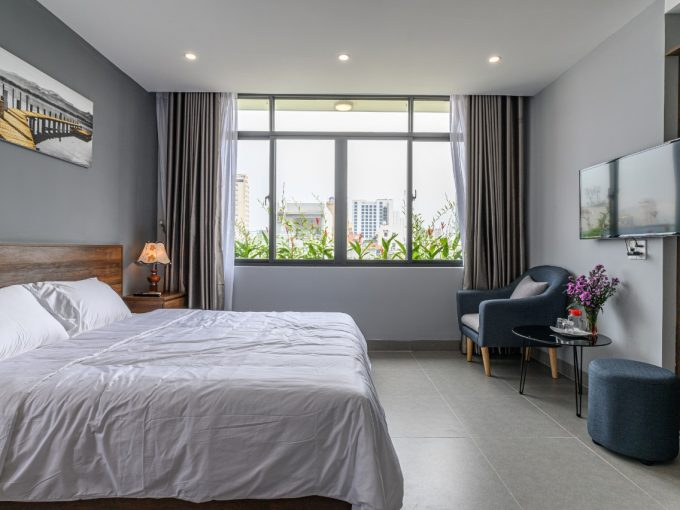 2e821b1c5385a9dbf094 Green Studio For Rent in An Thuong Da Nang