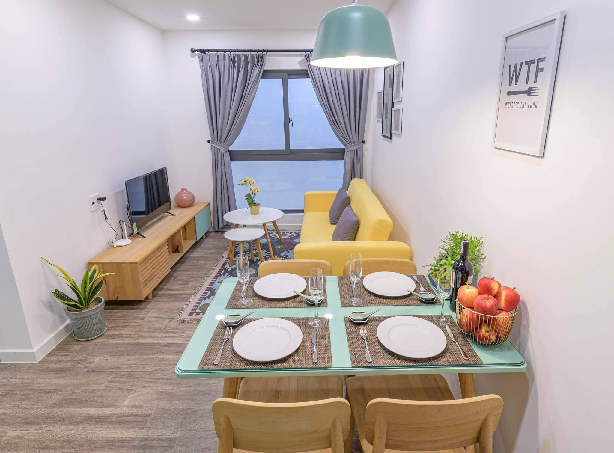 Cozy 1 bedroom Apartment For Rent in An Thuong Da Nang