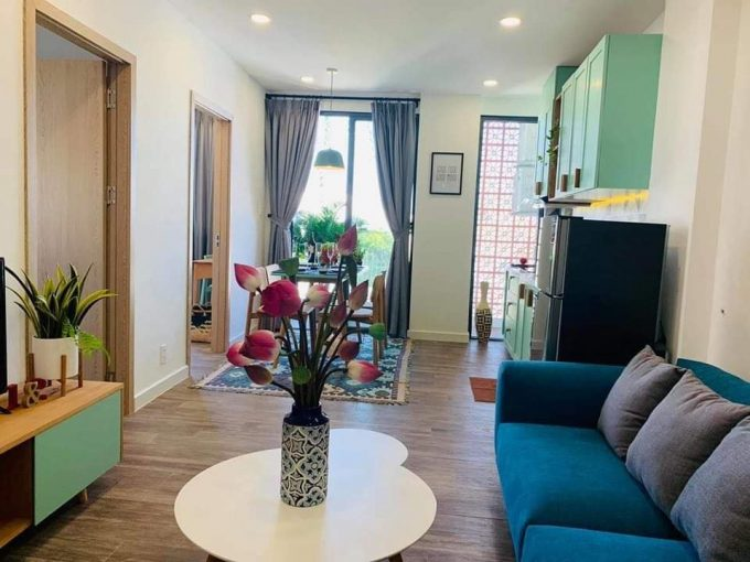 97450168 1410081239184364 7921939385015074816 n Cozy 2 bedroom Apartment For Rent in An Thuong Da Nang