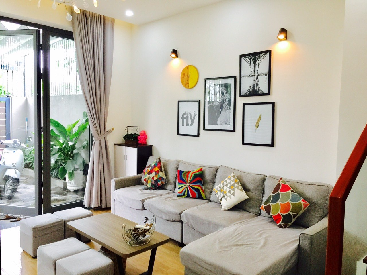 3 Bedrooms House in Da Nang – Quiet area of Son Tra