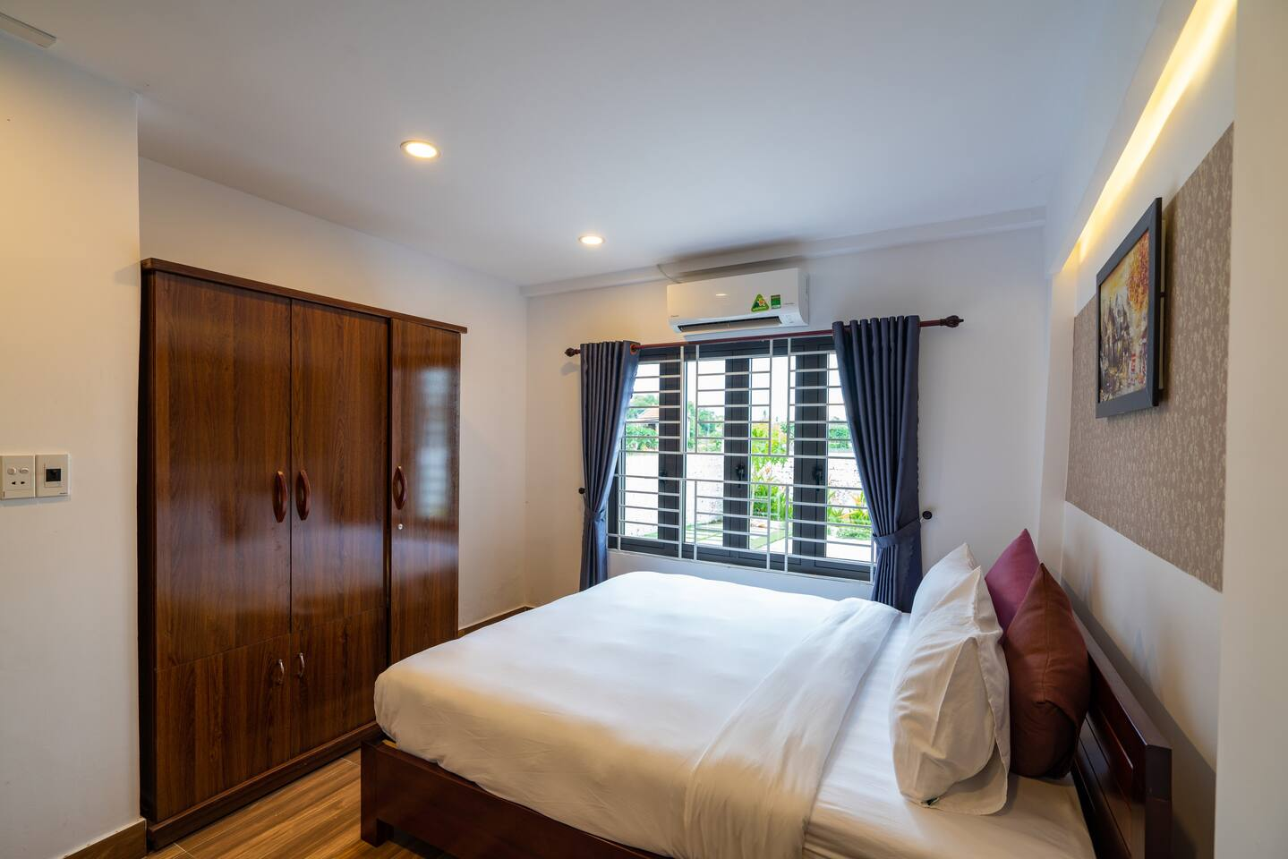 Beautiful New Three Bedrooms House For Rent in Cam An Hoi An River View