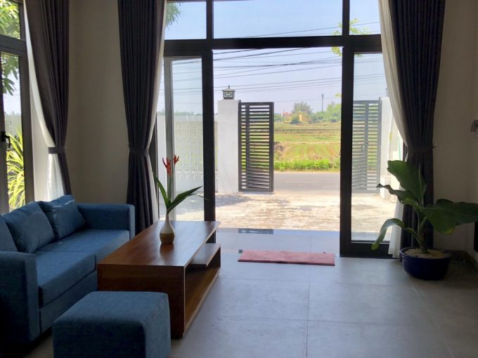 1d02c0d7060dfb53a21c Stunning Three Bedrooms House For Rent With Paddy Field View In Cam Thanh Hoi An