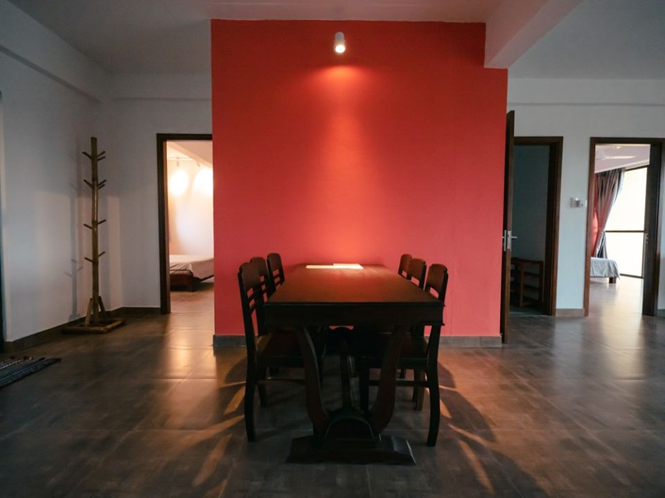 Spacious Two Bedrooms Apartment For Rent Near An Bang Beach Hoi An River View