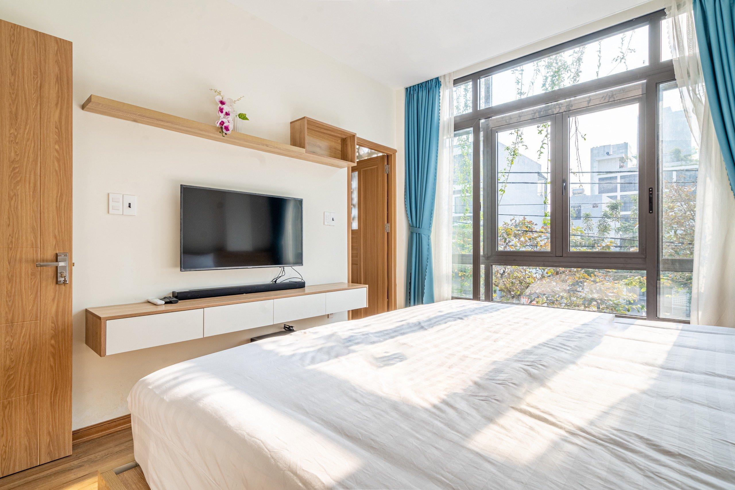 1 bed Apartment For Rent near Sheraton 4 Points Da Nang