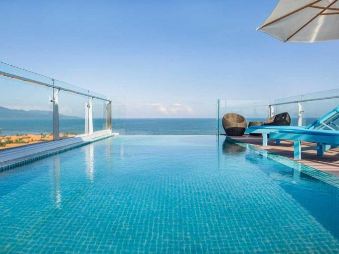 Screenshot 20200614 094916 Facebook Studio for rent with seaview and pool near Crown Da Nang