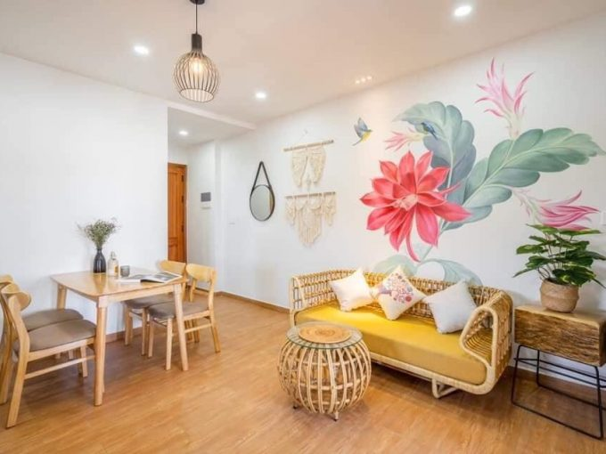 d9cc8d043d57c0099946 1 bedroom Apartment with Rooftop Pool near Lotte Mart
