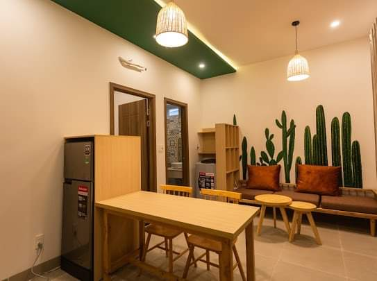received 699989197510379 Cozy 1 bedroom Apartment for Rent near Airport Da Nang