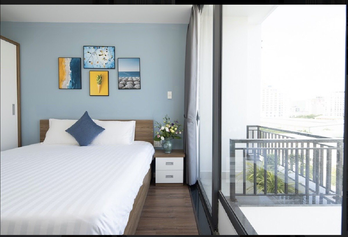 Brand NEW apartment for rent in An Thuong Da Nang