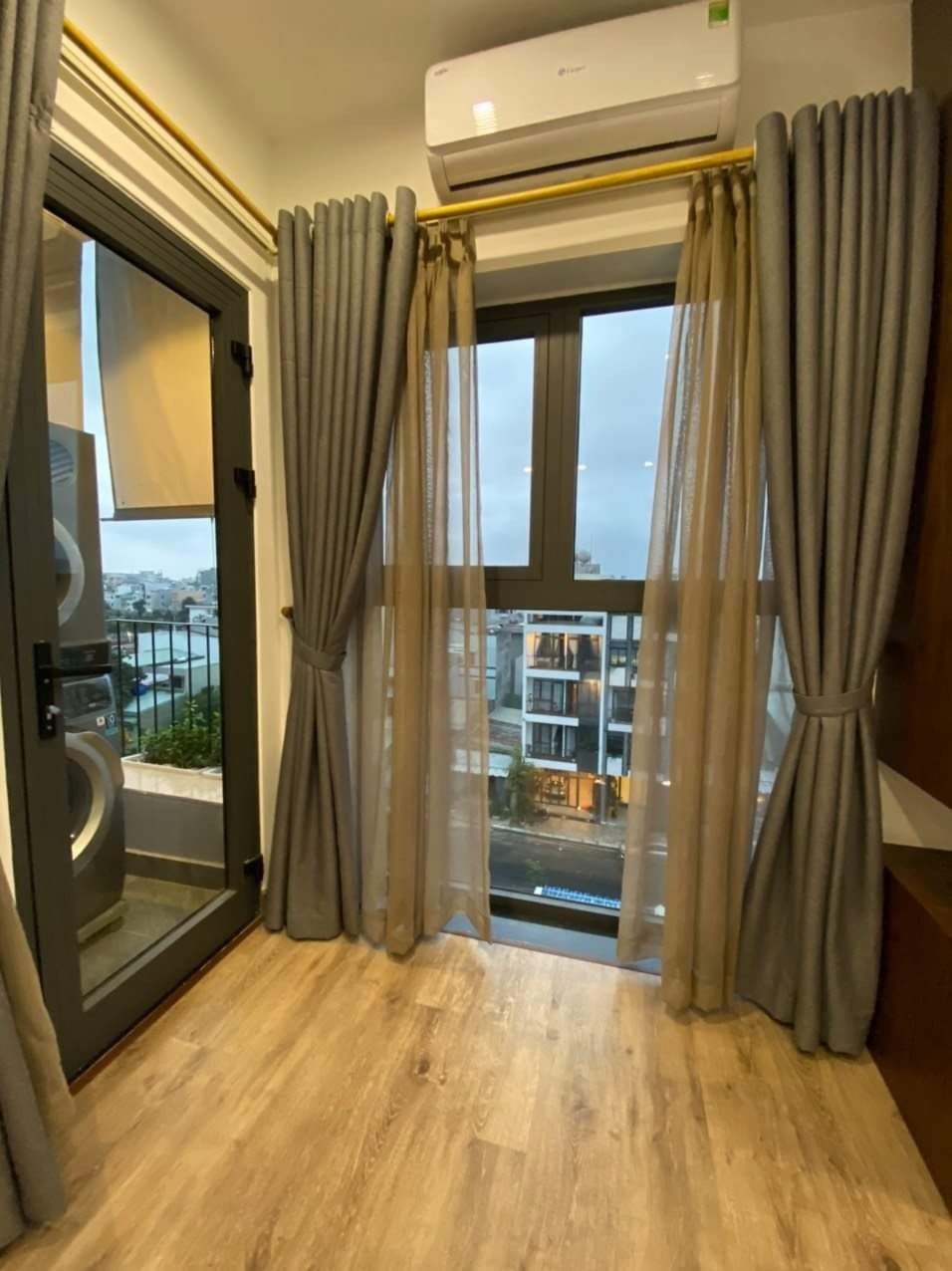 Top Floor Apartment in An Thuong area
