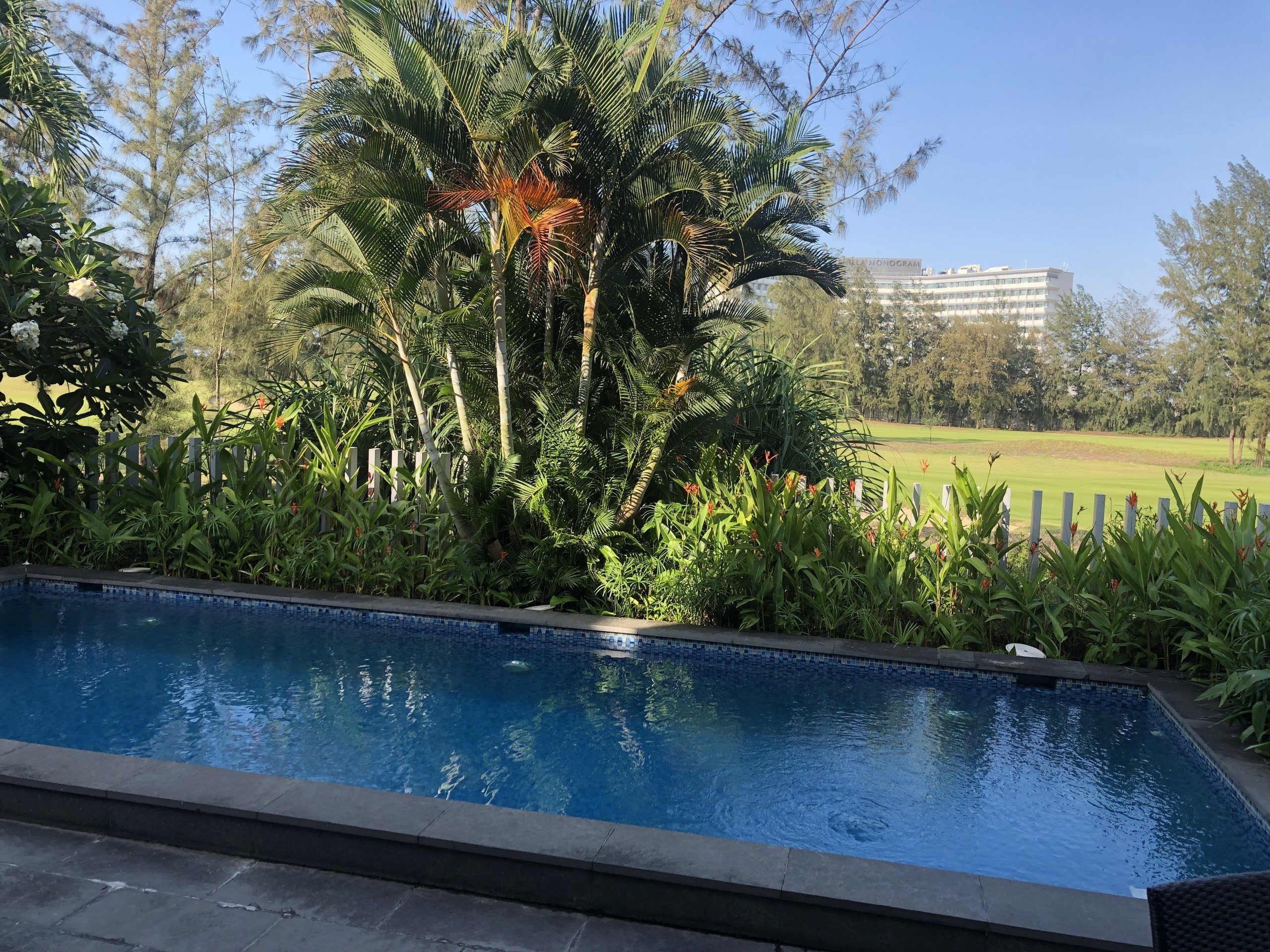 3 Bedrooms Villa For Rent in Montgomerie Links Da Nang