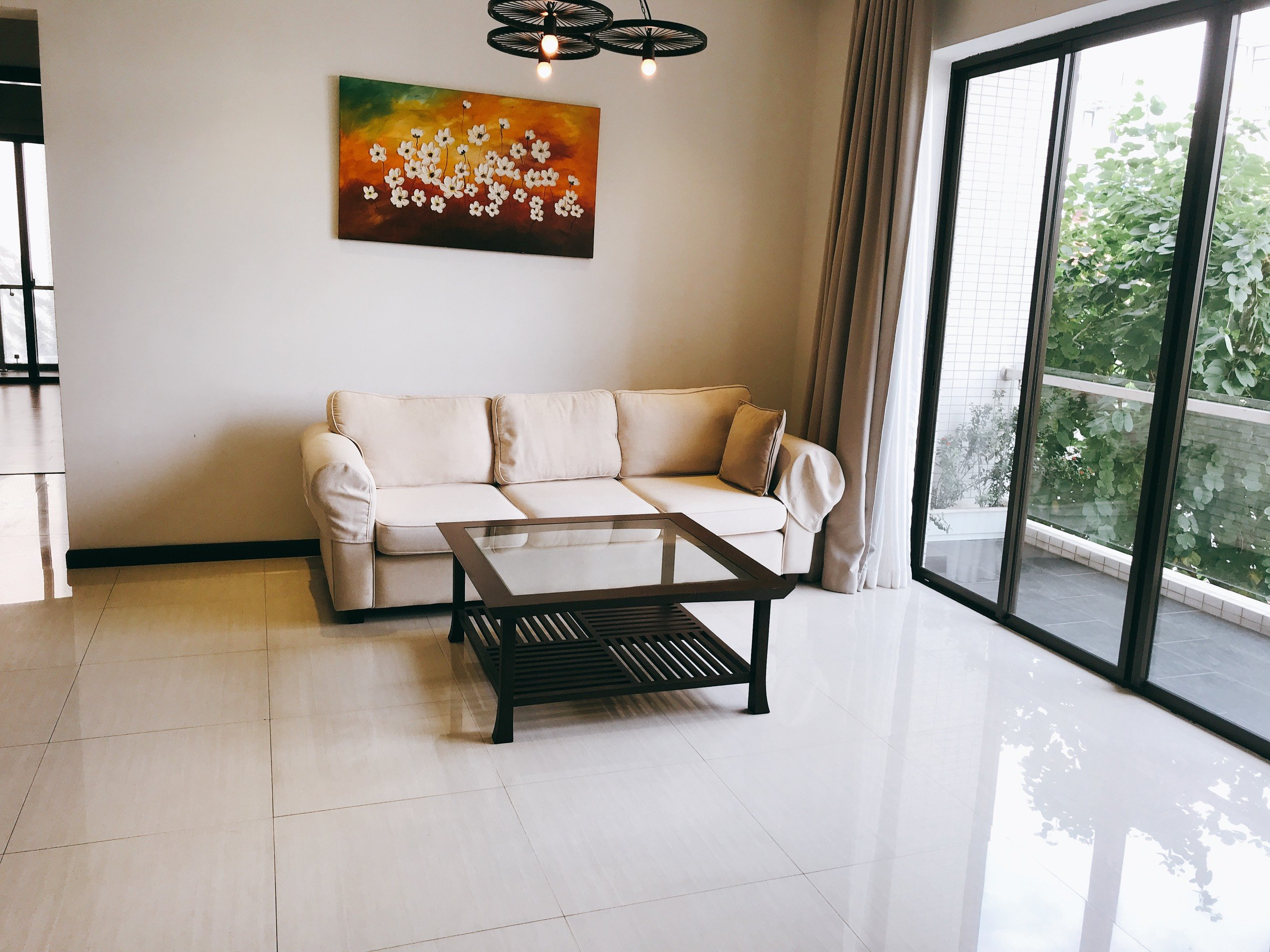 2 bedroom Apartment for rent near An Thuong