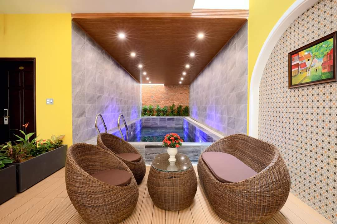 2 bedroom apartment for rent with pool Da Nang