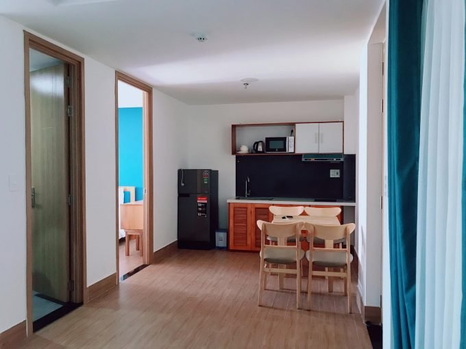 107250581 611653159776447 2741413671967990318 n 2 bedroom apartment for rent with big balcony near Bac My An Market Da Nang