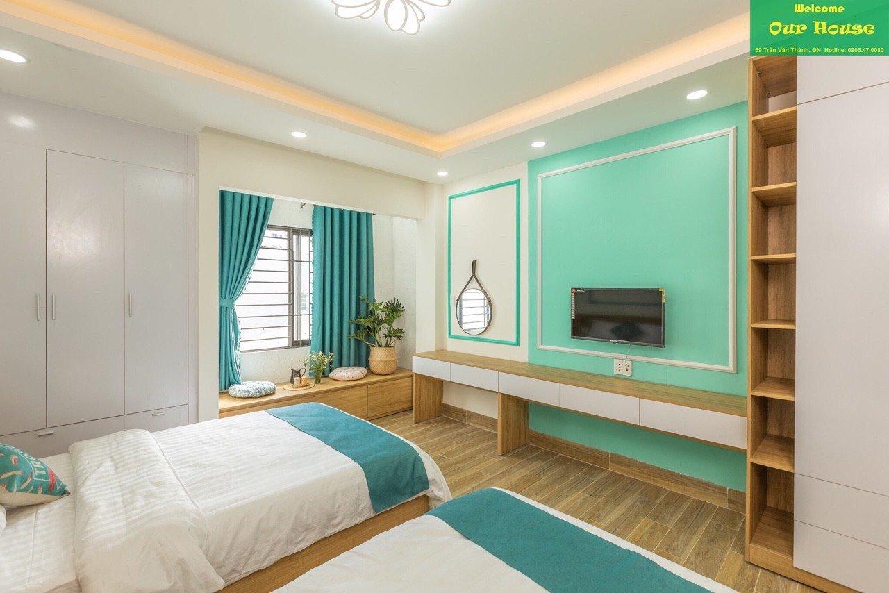 Apartment building for rent in Ngu Hanh Son Da Nang
